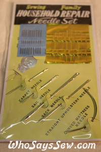 Household Hand Needles set