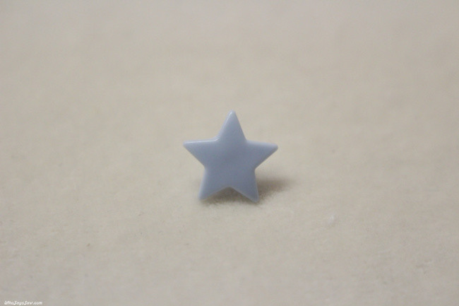 100 Full Sets KAM Star Snaps in Size 20 - Who Says Sew