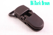 B6 KAM plastic resin dummy clips 2cm Who Says Sew