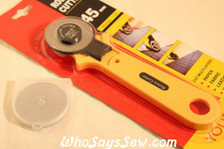 45mm Rotary Cutter with 6 Blades