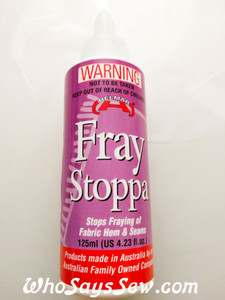 Helmar Fray Stoppa 125ml- Australian Made