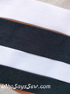 "High Quality Super Soft Nylon Waistband Elastic. 4cm (1.5"")"