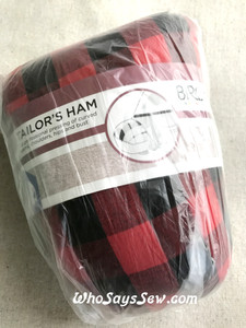 Tailor's Ham- Must Have for Pressing Curves etc