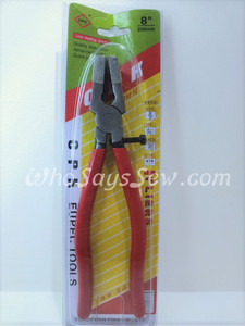 Key Fob Pliers with Soft Protective Tips