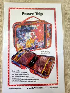 ByAnnie Paper Pattern- Power Trip Organizer