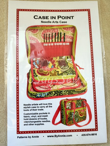 ByAnnie Paper Pattern- Case In Point Needle Art Case