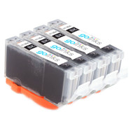 4 Go Inks Compatible Photo Black HP 364 XL (HP364PBk) Printer Ink Cartridges Compatible / non-OEM for HP Photosmart Printers