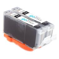 2 Go Inks Compatible Photo Black HP 364 XL (HP364PBk) Printer Ink Cartridges Compatible / non-OEM for HP Photosmart Printers