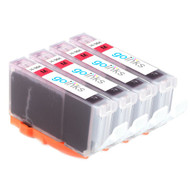 4 Go Inks Compatible Magenta HP 364 XL (HP364M) Printer Ink Cartridges Compatible / non-OEM for HP Photosmart Printers