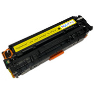 1 Go Inks Yellow Laser Toner Cartridge to replace HP CF412A Compatible / non-OEM for HP Colour & Pro Laserjet Printers
