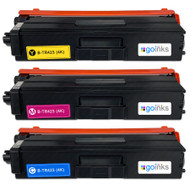 1 Go Inks Set of 3 C/M/Y Laser Toner Cartridges to replace Brother TN423 Compatible / non-OEM for Brother DCP, MFC & HL Printers