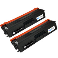 2 Go Inks Black Laser Toner Cartridges to replace Brother TN423Bk Compatible / non-OEM for Brother DCP, MFC & HL Printers