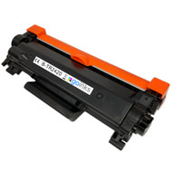 1 Go Inks Black Laser Toner Cartridge to replace Brother TN2420 Compatible / non-OEM for Brother DCP, MFC & HL Printers