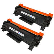 2 Go Inks Black Laser Toner Cartridges to replace Brother TN2420 Compatible / non-OEM for Brother DCP, MFC & HL Printers