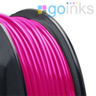 Go Inks Pink 3D Printer Filament - 0.5KG (500g) - PLA - 1.75mm. Dimensional Accuracy +/- 0.05mm