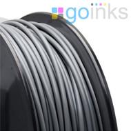 Go Inks Grey 3D Printer Filament - 0.5KG (500g) - PLA - 1.75mm