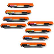 2 Go Inks Set of 4 Laser Toner Cartridges to replace HP CF350A / CF351A / CF352A / CF353A  Compatible / non-OEM for HP Colour & Pro Laserjet Printers