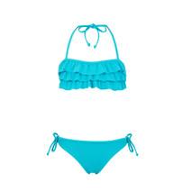 Girls Halter Two Piece Bikini SwimSet