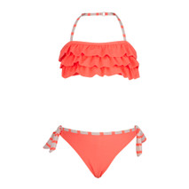 Girls Halter Two Piece Bikini SwimSet