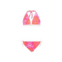 Girls Classic Two Piece Bikini SwimSet