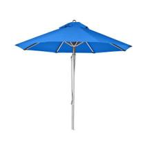 11 ft. Octagon Commercial Aluminum Market Umbrella - Acrylic Fabric