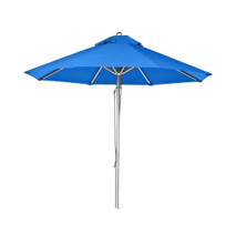 11 ft. Octagon Commercial Aluminum Market Umbrella - Acrylic Fabric