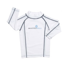 Boys Long Sleeve UPF 50+ Rash Guard Shirt