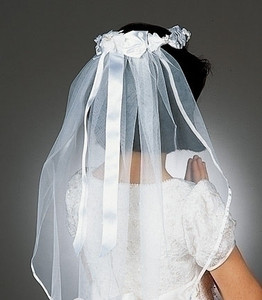 Wendy First Communion Veil