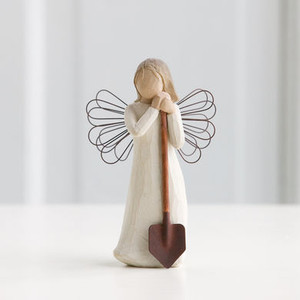 Angel of the Garden Willow Tree® Angel