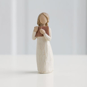 Love of Learning Willow Tree® Figure