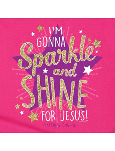 Sparkle and Shine Youth T-shirt