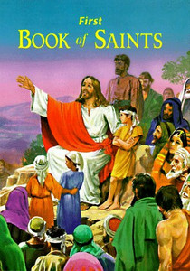 First Book of Saints
