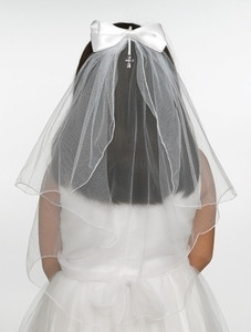 First Communion Veil-Jessica