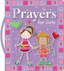 Prayers for Girls by Gabrielle Mercer