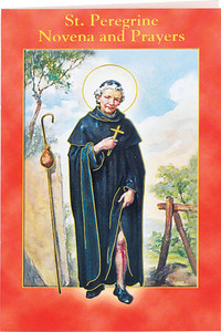 Saint Peregrine Novena and Prayers Book
