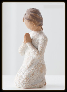 Prayer of Peace Willow Tree® Figure