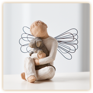 Angel of Comfort Willow Tree® Figure