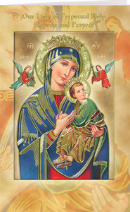 Our Lady of Perpetual Help Novena and Prayers Book
