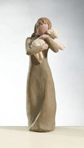 Peace on Earth Willow Tree® Figure
