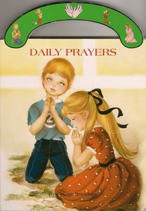 Daily Prayers Board Book by George Brundage