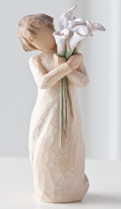 Beautiful Wishes Willow Tree® Figure