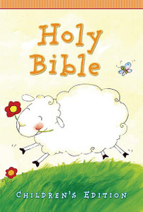 Really Woolly Children's Bible ICB
