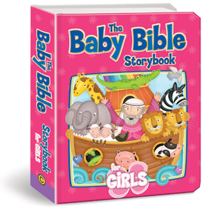 The Baby Bible Storybook for Girls, Currie