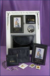 Boy's Deluxe First Communion Set