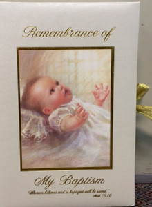 Baptism Memory Box by Kathryn Fincher