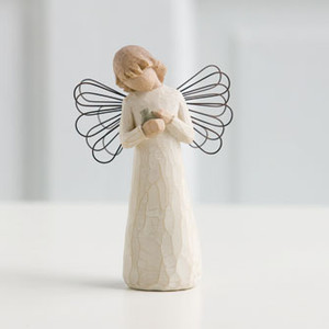 Angel of Healing Willow Tree® Figure
