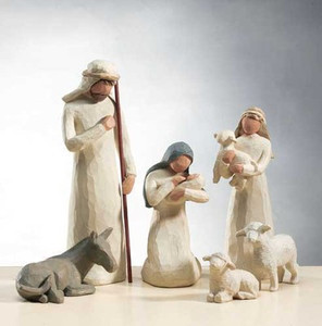 6 Piece Willow Tree® Nativity Set