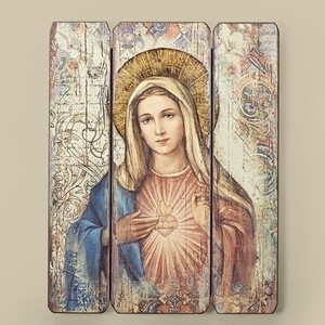 Immaculate Heart Wall Art