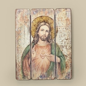 Sacred Heart Wall Art