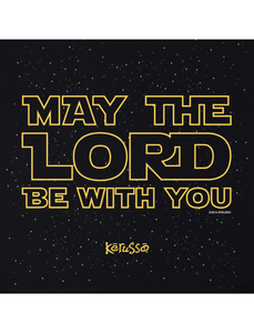 May The Lord Be With You T-shirt